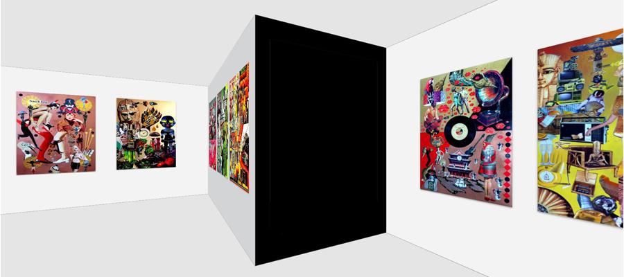 Galerie en ligne